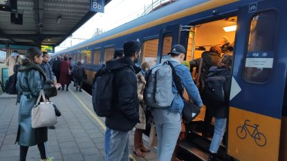 Man (35) dient klacht in na gewelddadig incident in station Brussels Airport - Zaventem met treinbegeleider van NS