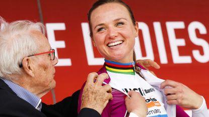 Koers kort: Roompot blijft twee jaar langer in het wielerpeloton - Blaak wint Amstel Gold Race bij de vrouwen