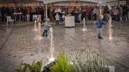 Na 30 jaar nieuw plein met fontein