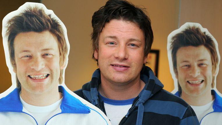 Jamie Oliver Beeld epa