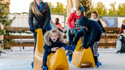 Winterdorp Club Cabane op Sint-Anneke: schaatsen tot en met krokusvakantie