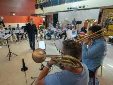 'Merry Cristmas' bij 20 graden, repetitie voor @TheChapel in Nuenen