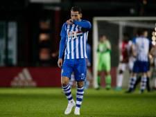 FC Eindhoven moet Joey Sleegers nog maanden missen