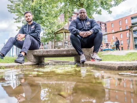 Raily en Franklin hopen jongeren aan programma te binden: 'Dankzij sporten juiste weg in leven vinden'