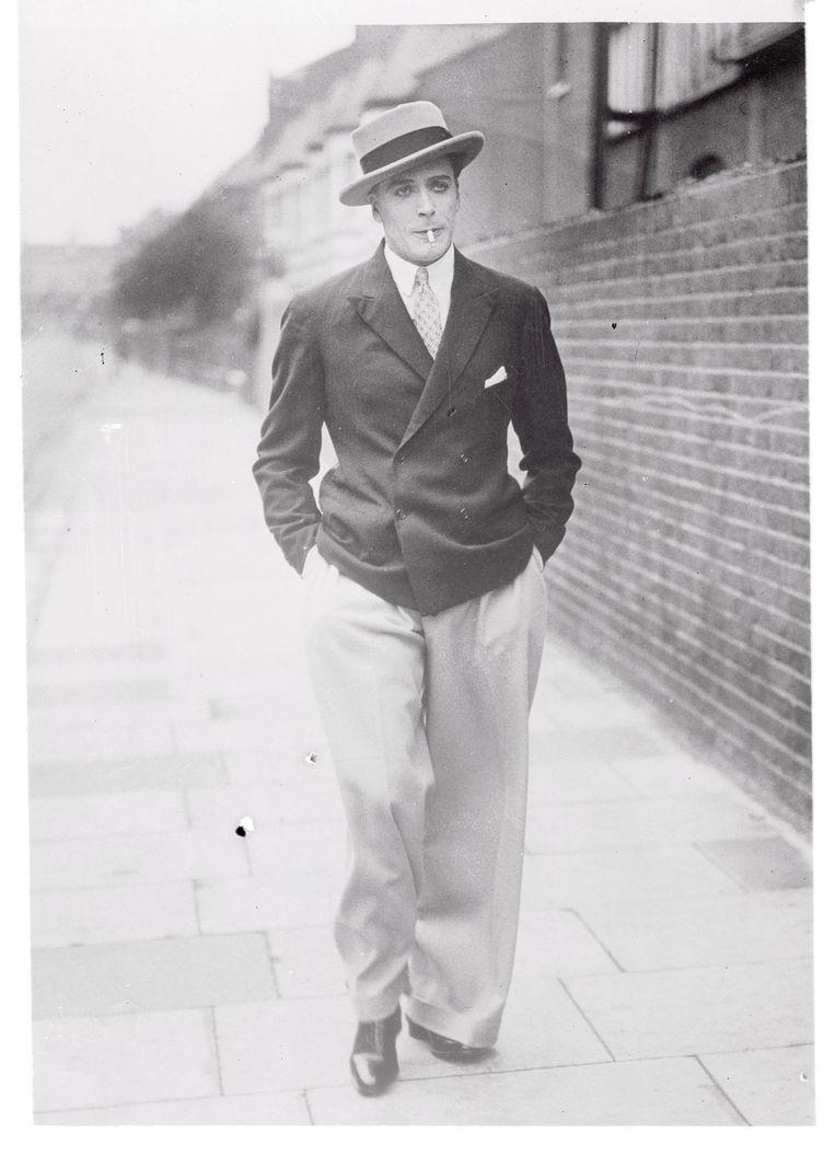 Jack Buchanan (1891 - 1957 ). Beeld Bettmann Archive