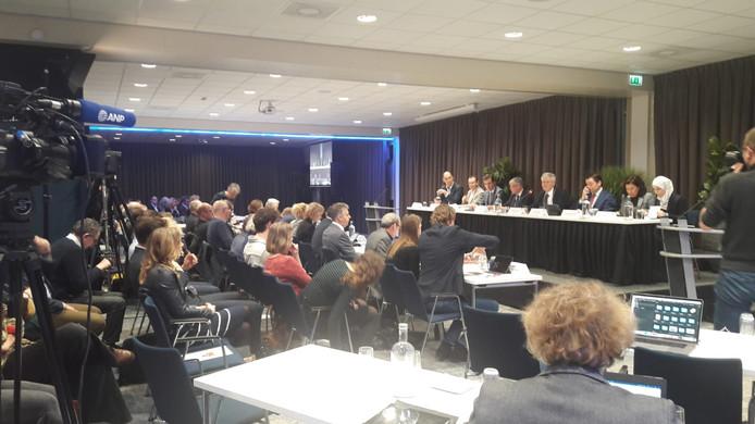 Raadsdebat gemeente Tilburg over schadevergoeding aan betrokkenen chroom-6-drama.