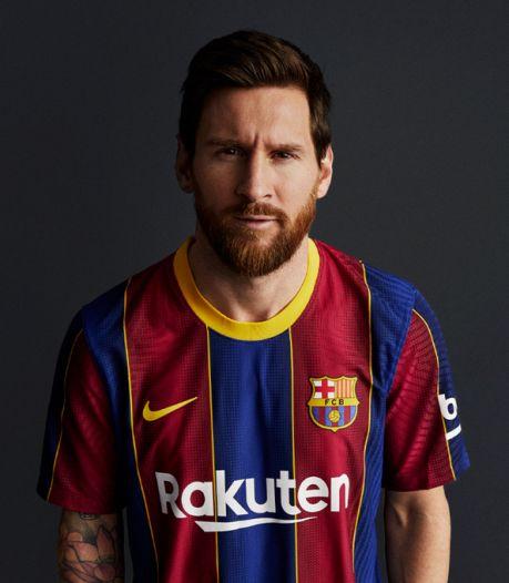 Barça kiest weer voor de verticale streep