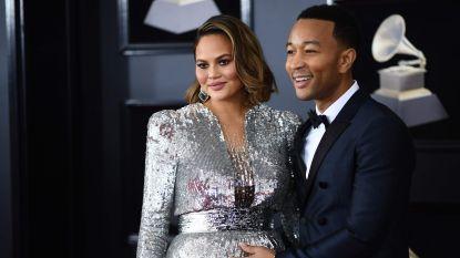 John Legend en Chrissy Teigen krijgen zoontje