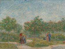 De aantrekkingskracht van Parijs op Van Gogh