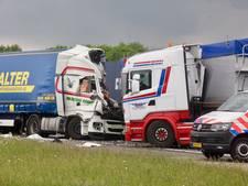 Dode door aanrijding op A29 is 33-jarige chauffeur uit Rozenburg