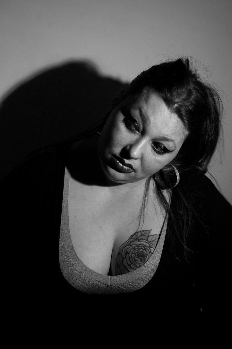 Carmen (40), Boekarest, Roemenië Beeld Robin Haurissa