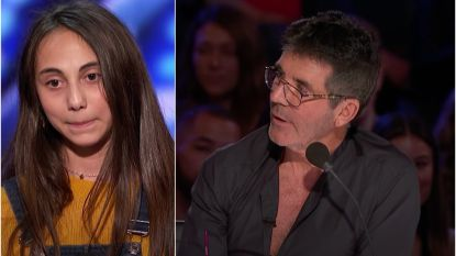 Simon Cowell uitgejouwd door publiek in 'America's Got Talent': 12-jarig meisje moet twee keer opnieuw beginnen