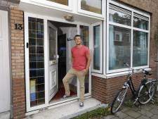 Lennart (29) woont in een mannenhuis in Schiedam vol technische snufjes en een eigen gym