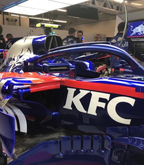 Toro Rosso is Pollo Rosso, Levchenko kan het nog