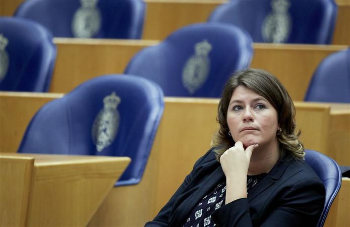 PvdA-Kamerlid Joyce Vermue uit Schoondijke.