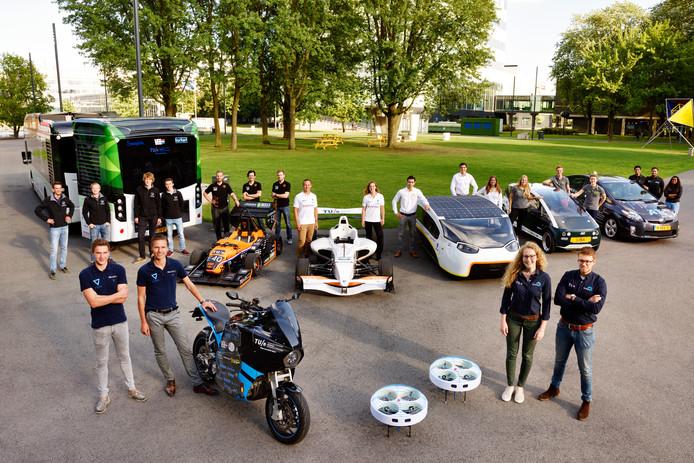 Studententeams TU Eindhoven