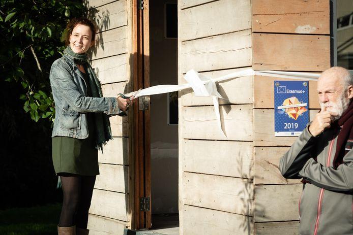 De opening van het International Office in Don Bosco Sint-Denijs-Westrem.