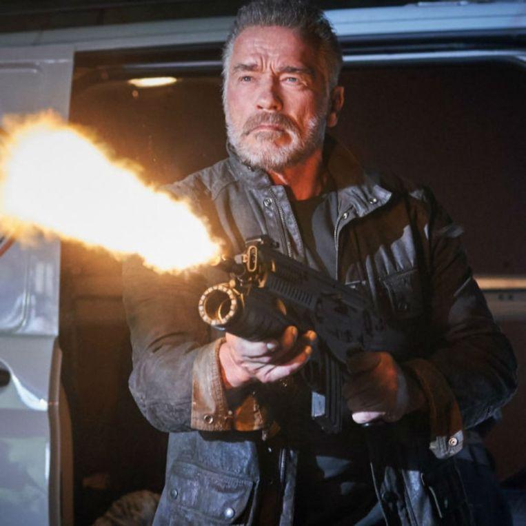Schwarzenegger kruipt al voor de zesde keer in de huid van de moordende machine, die hem in 1984 beroemd maakte.