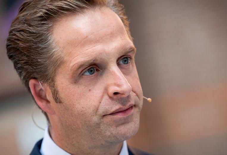 Minister Hugo de Jonge van Volksgezondheid. Beeld Hollandse Hoogte/ANP