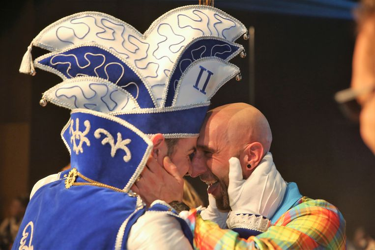 Prins Jurgen en neuje Prinsj Peter zijn goede vrienden.