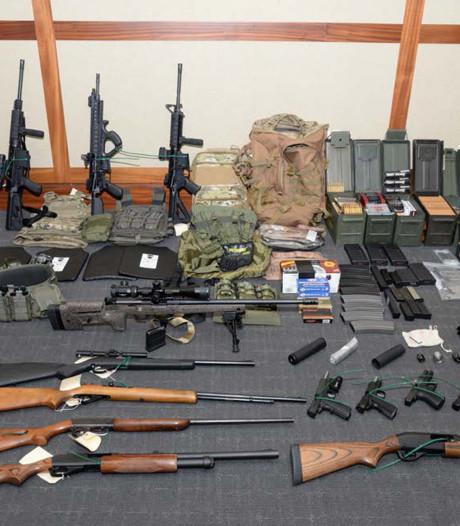 Amerikaan wilde aanslagen 'in de stijl van Breivik' plegen op Democraten