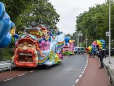 Oldenzaal verrast door mini-carnavalsoptocht