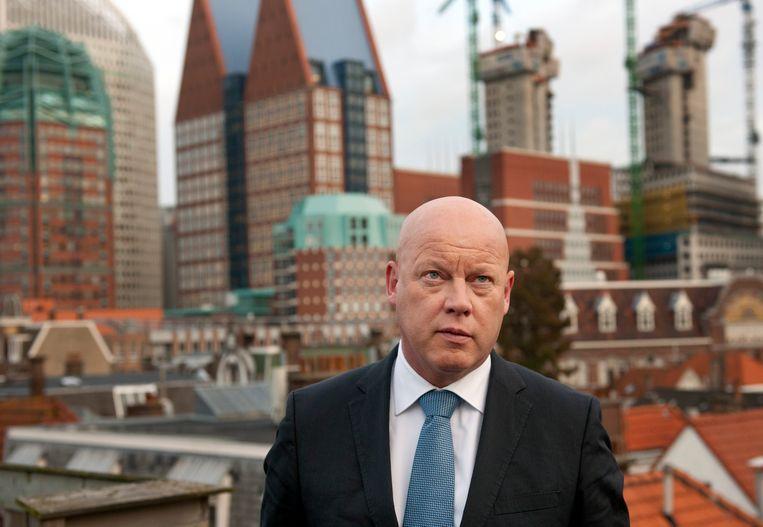 Frits Wester is voorlopig niet te zien in het RTL Nieuws.  Beeld ANP Kippa