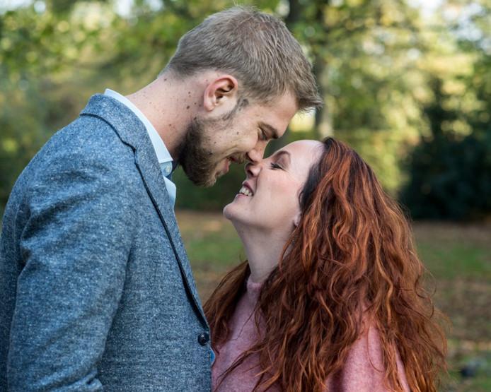 Maarten en Michelle