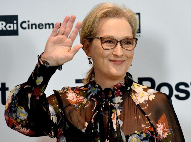 Meryl Streep Beeld epa
