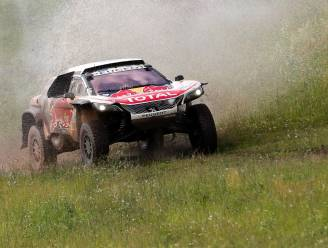 Loeb steviger op kop na nieuwe ritzege in Silk Way Rally