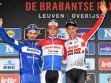 Van der Poel sprint soeverein naar de zege in Brabantse Pijl