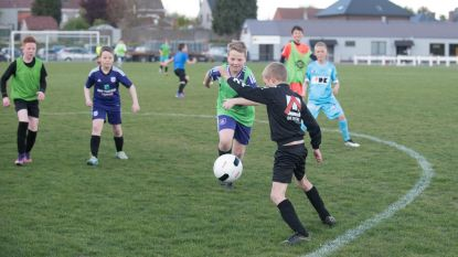 Twee voetbalclubs, één jeugdteam