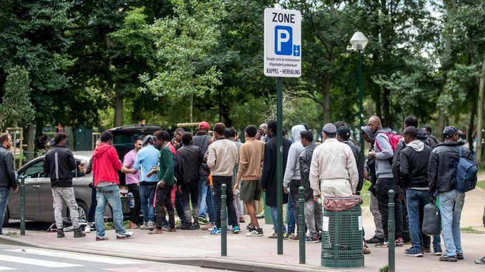 """Amnesty: """"België engageert zich niet voldoende voor hervestiging asielzoekers"""""""
