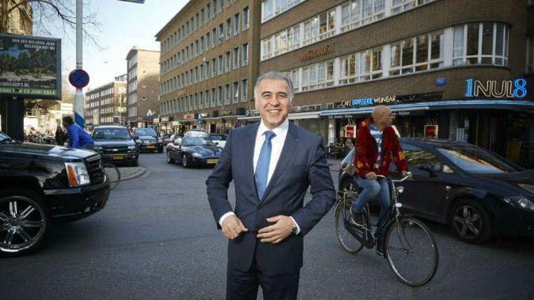 Hamit Karakus: 'Als zoon van een gastarbeider heb ik mijn hele leven moeten knokken.' Beeld Phil Nijhuis
