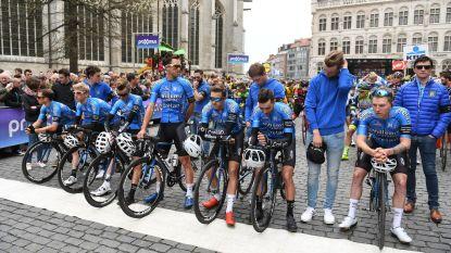Brabantse Pijl start met minuut stilte