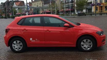 JustDrive is nieuwste autodeelplatform in Sint-Niklaas