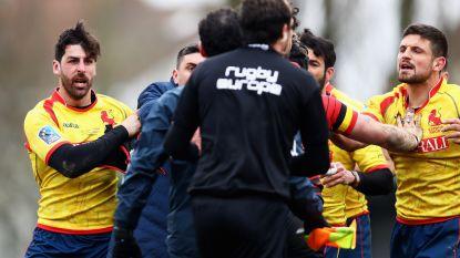 Rugby Europe neemt maandag wedstrijd België-Spanje onder de loep