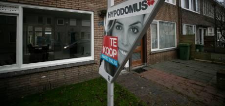 Regio Eindhoven loopt ook twee weken voor op de woningmarkt