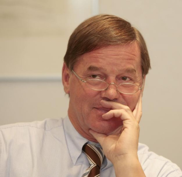 Peter Swinkels. foto Ton van de Meulenhof