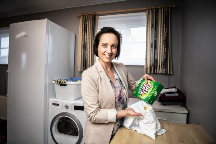 Liesbeth Verboven is schoonmaakexpert.