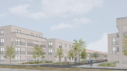 Na elf jaar leegstand krijgt 'poort' tot tuinwijk Stuivenberg 33 nieuwe sociale flats