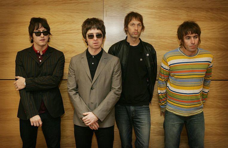 Oasis in 2006 Beeld afp