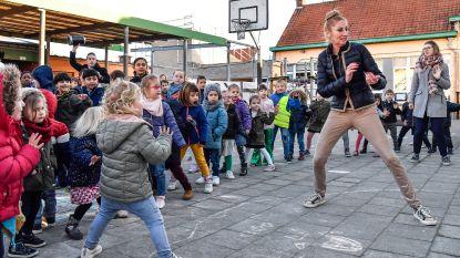 Leerlingen Echo zeggen neen tegen pesten met eigen dans
