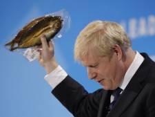 L'UE contredit Boris Johnson sur le hareng fumé et les règlements européens