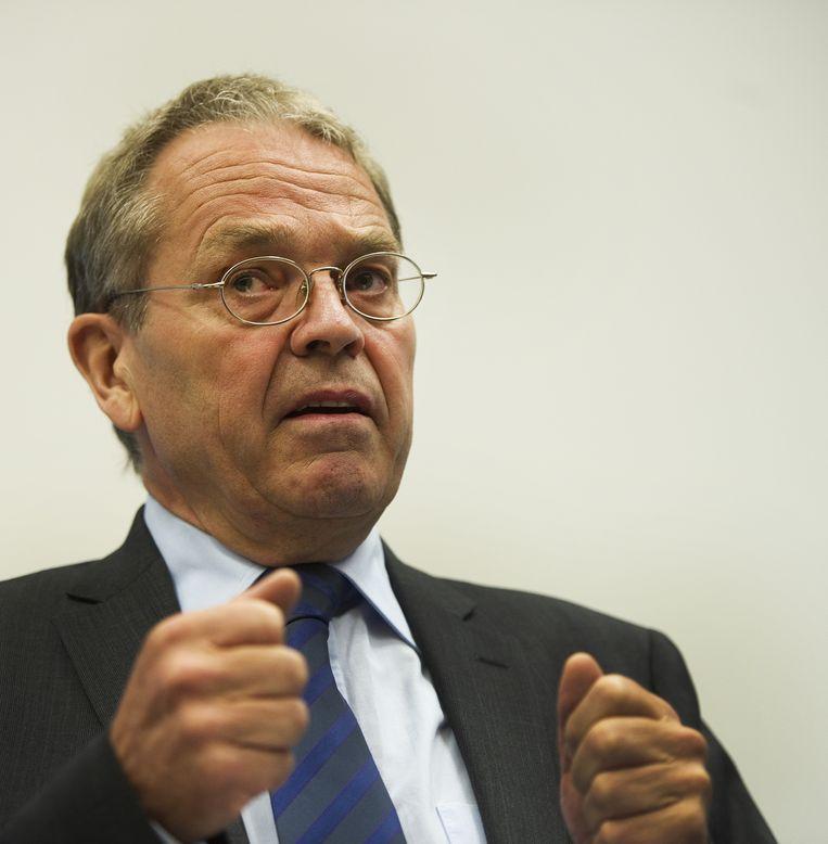 Nederlands lid van de Europese Rekenkamer, Alex Brenninkmeijer. Beeld anp