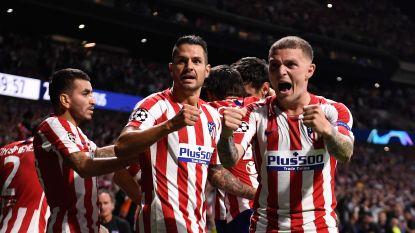 Atlético-Juventus lost alle verwachtingen in: Ronaldo & co geven 0-2-voorsprong weg na zinderende tweede helft