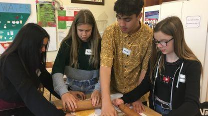 Jongerenproject afgesloten met actieve doe-workshop