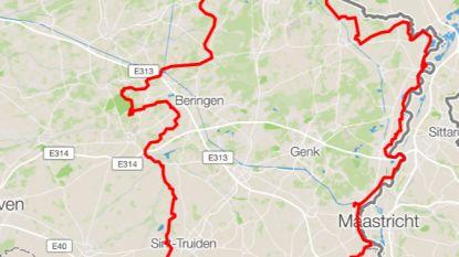Even de hele provinciegrens van Limburg afwerken op de fiets: ook onze journalist is één van die mensen die meer — véél meer — sporten in coronatijden