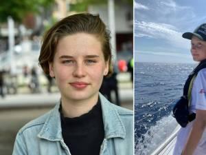 Anuna De Wever et Adélaïde Charlier traverseront aussi l'Atlantique en voilier