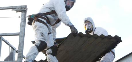Asbestbeleid van Hof van Twente en provincie verandert niet